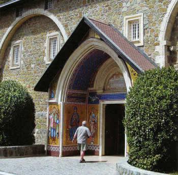 Кипровский кошачий монастырь